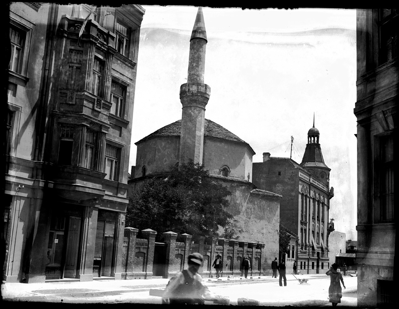Bajrakli Mosque, © Photoarchive Borba