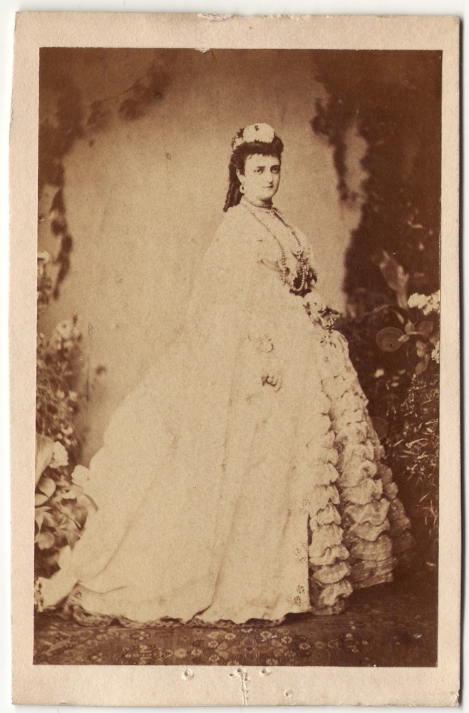 Princess Julija Obrenović, © Museum of Applied Art