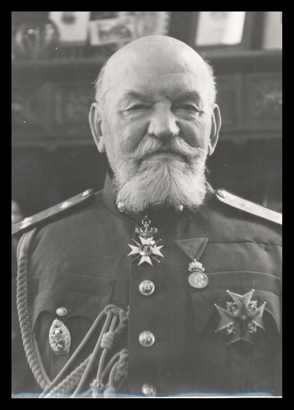 General Danail Nikolaev, © National Museum of Military History Sofia