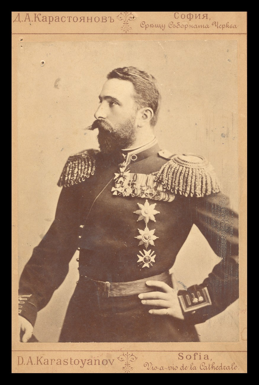 Prince Alexander of Battenberg, © National Museum of Military History Sofia