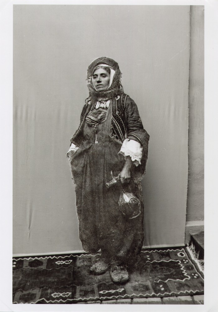 Portrait of an Orthodox woman from the vicinity of Sarajevo, © The National Museum of Bosnia and Herzegovina