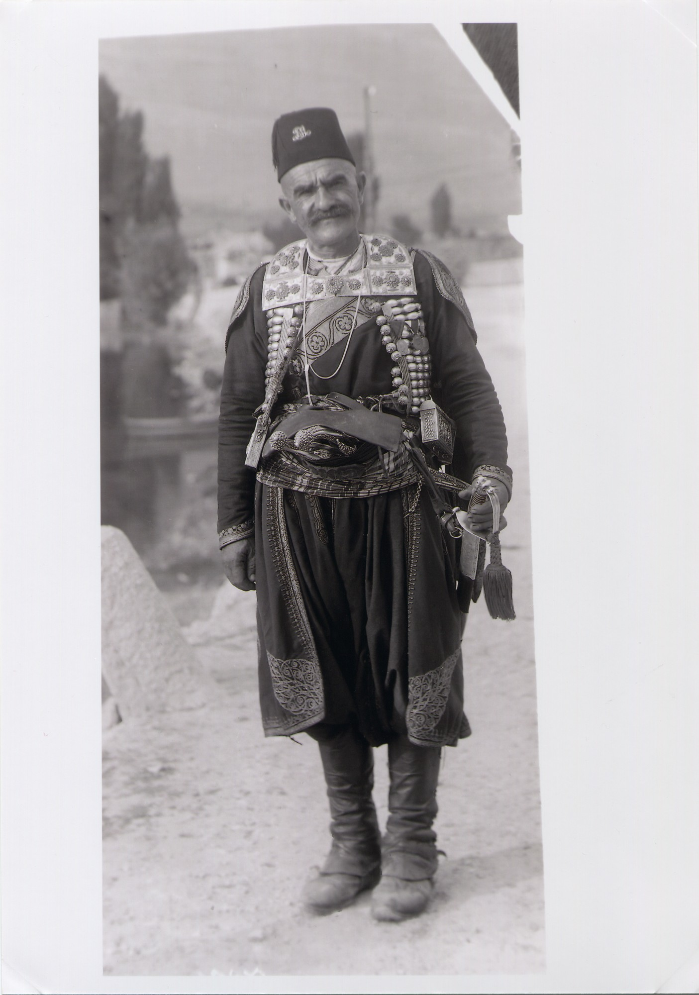Herzegovinian supreme commander (serdar), © The National Museum of Bosnia and Herzegovina