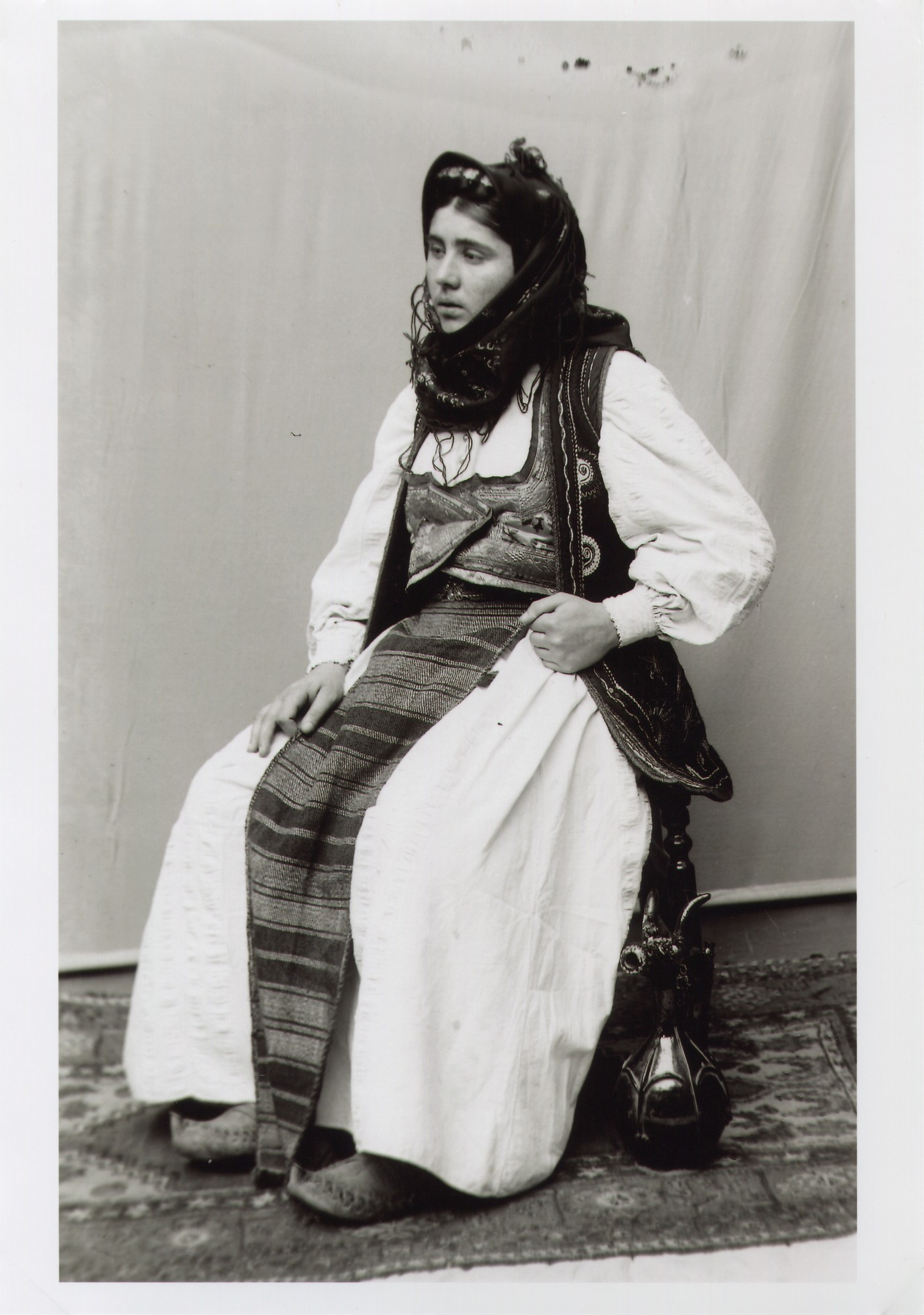 Rural women's clothes from the vicinity of Sarajevo, © The National Museum of Bosnia and Herzegovina