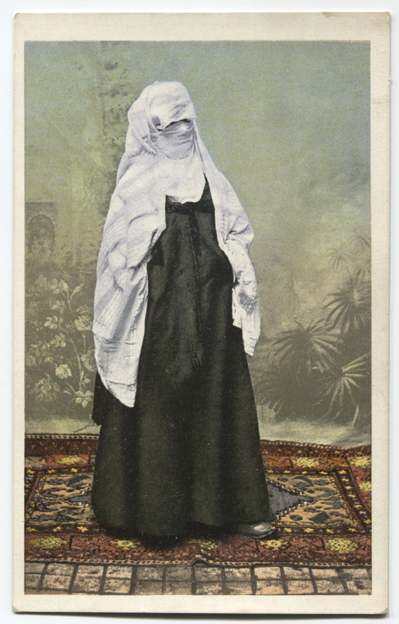 """Bosnian Turkish Woman"", © Museum of City of Sarajevo"