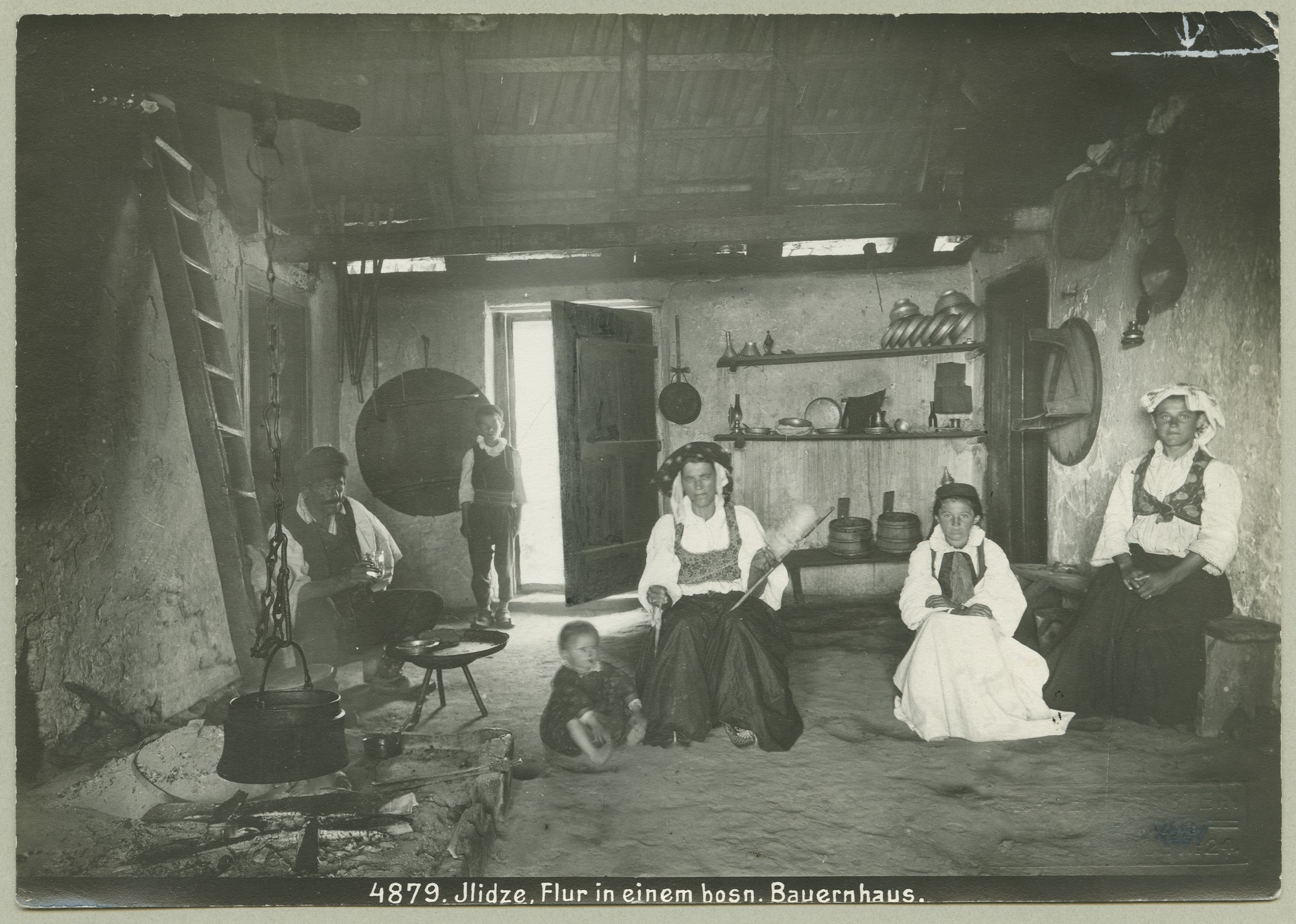 Inside a traditional farmhouse, © The Austrian Museum of Folk Life and Folk Art