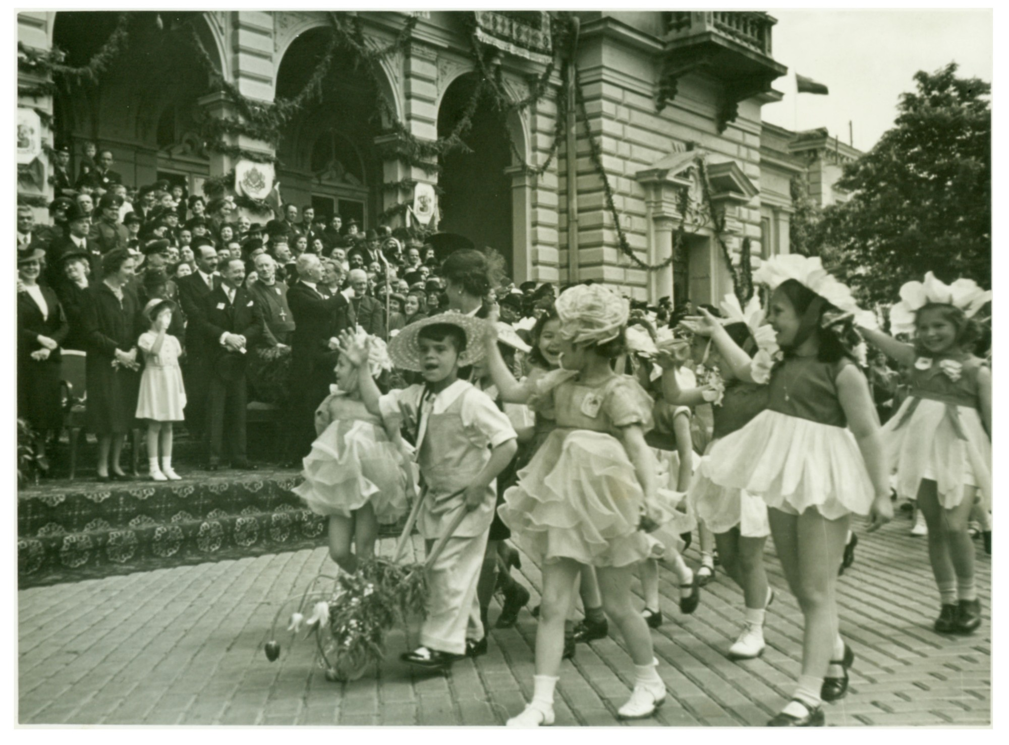 Parade on the occasion of the Day of the Child, © Bilyana Braykova Karastoyanova