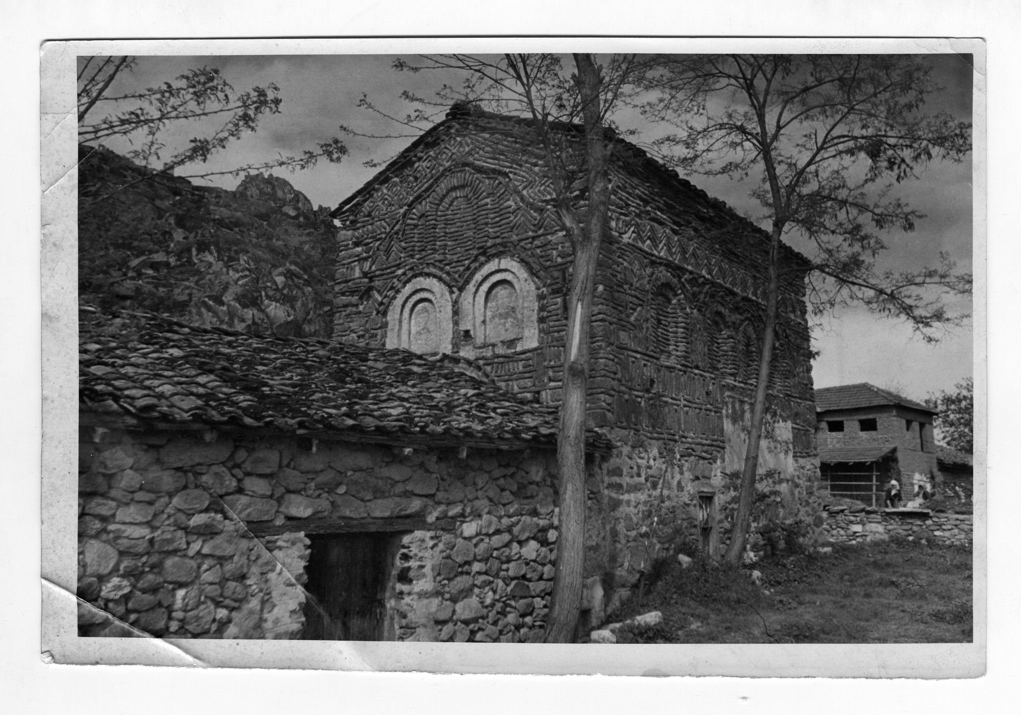 """St. Nikola"" church in the district of Prilep, © Institute for Ethnology and Folklore Studies with Ethnographic Museum - AEIM, BAS"