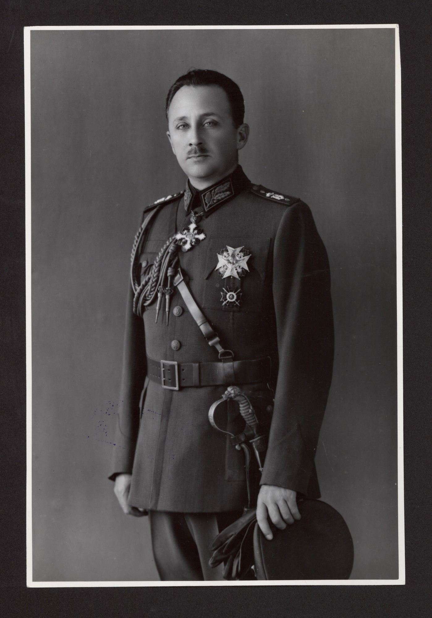 Prince Kiril of Bulgaria, © Central State Archives
