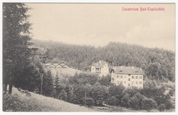 Sanatorium Bad-Topolschitz.