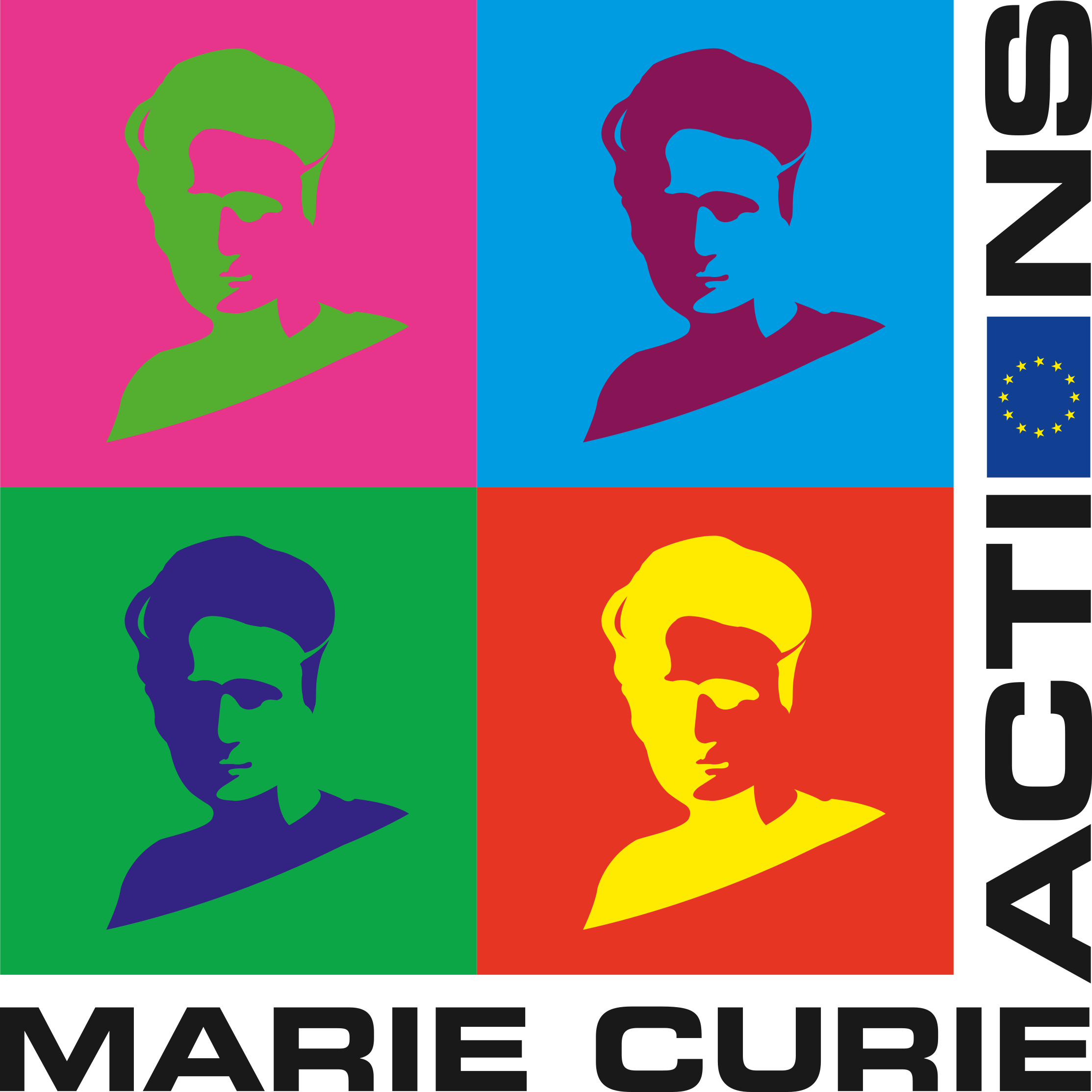Logo Marie Curie ITN