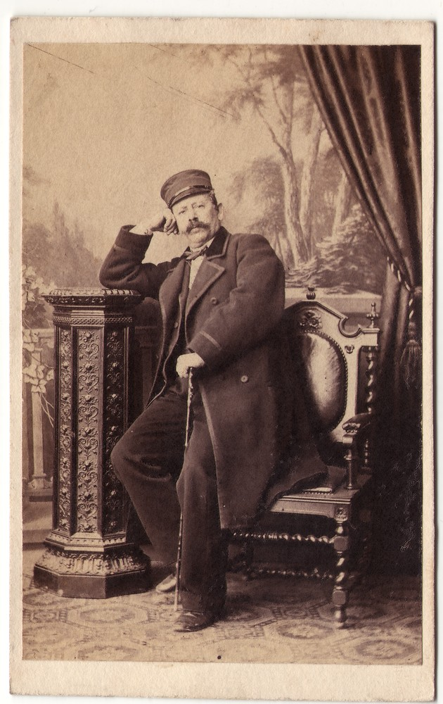 Anastas Jovanović, photographer, © Museum of Applied Art