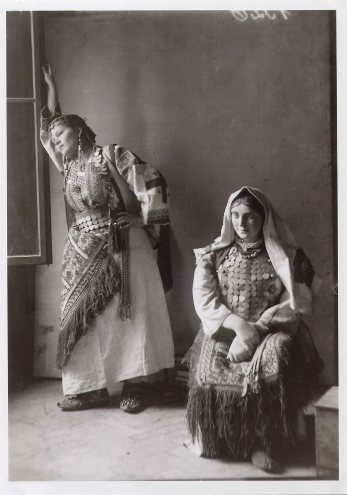 Traditional Serbian costumes from northern and western Bosnia, © The National Museum of Bosnia and Herzegovina