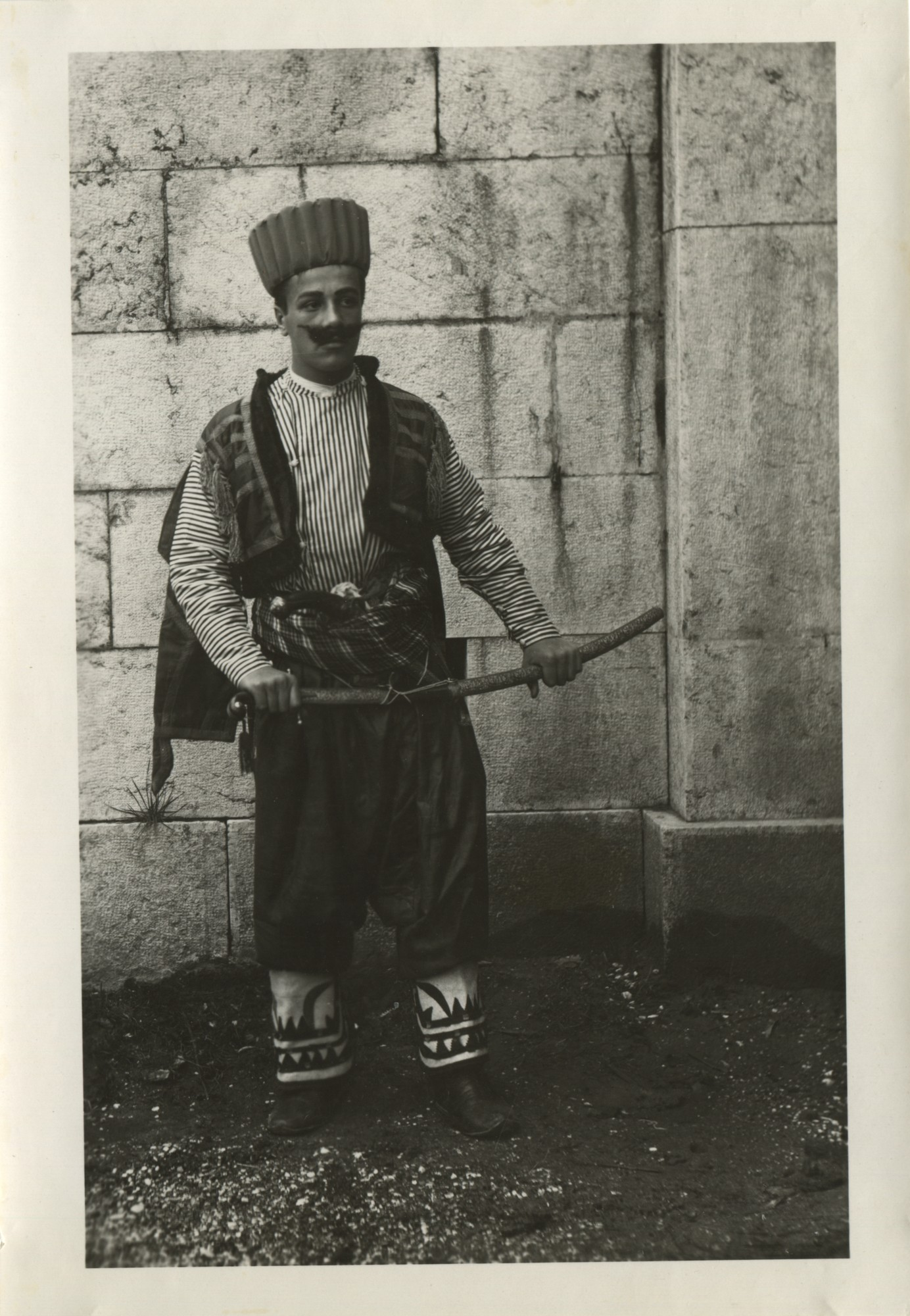 Warrior, © The Historical Archive of Sarajevo