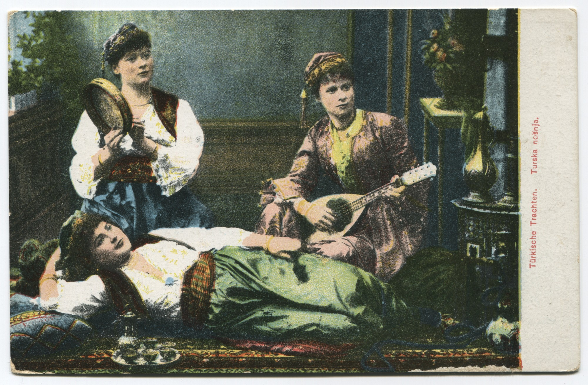 """Turkish Folk Costumes"", © The Historical Archive of Sarajevo"