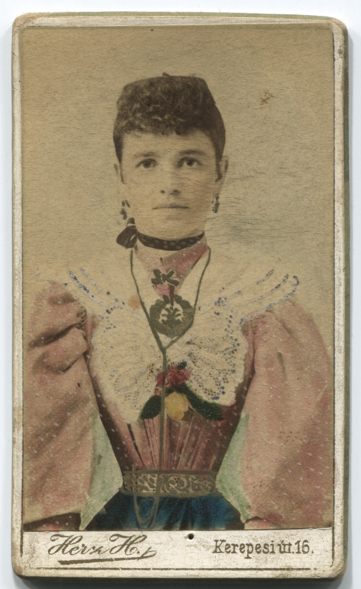 Portrait of a townswoman, © Museum of City of Sarajevo
