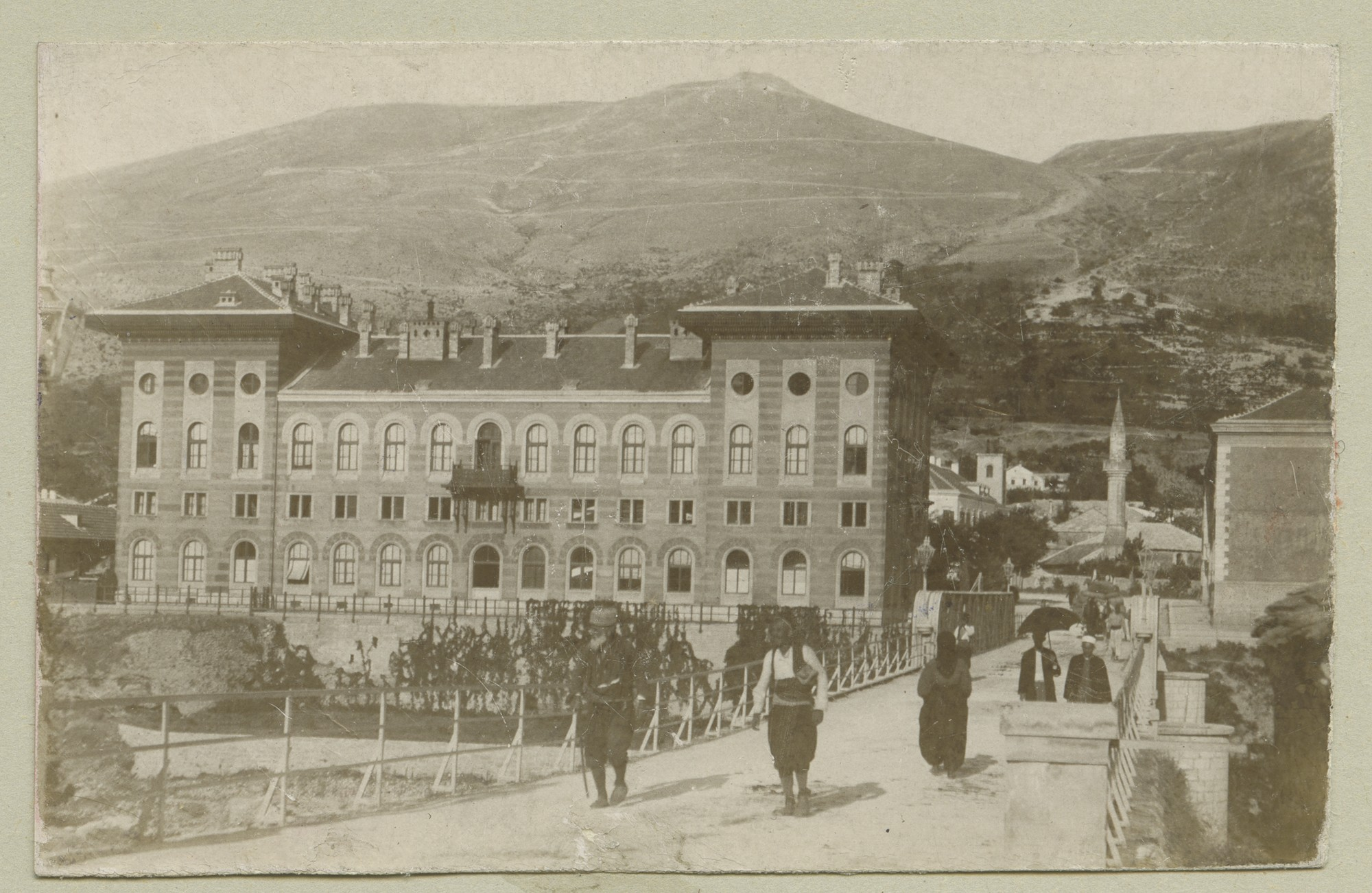 Hotel Neretva, © The Austrian Museum of Folk Life and Folk Art