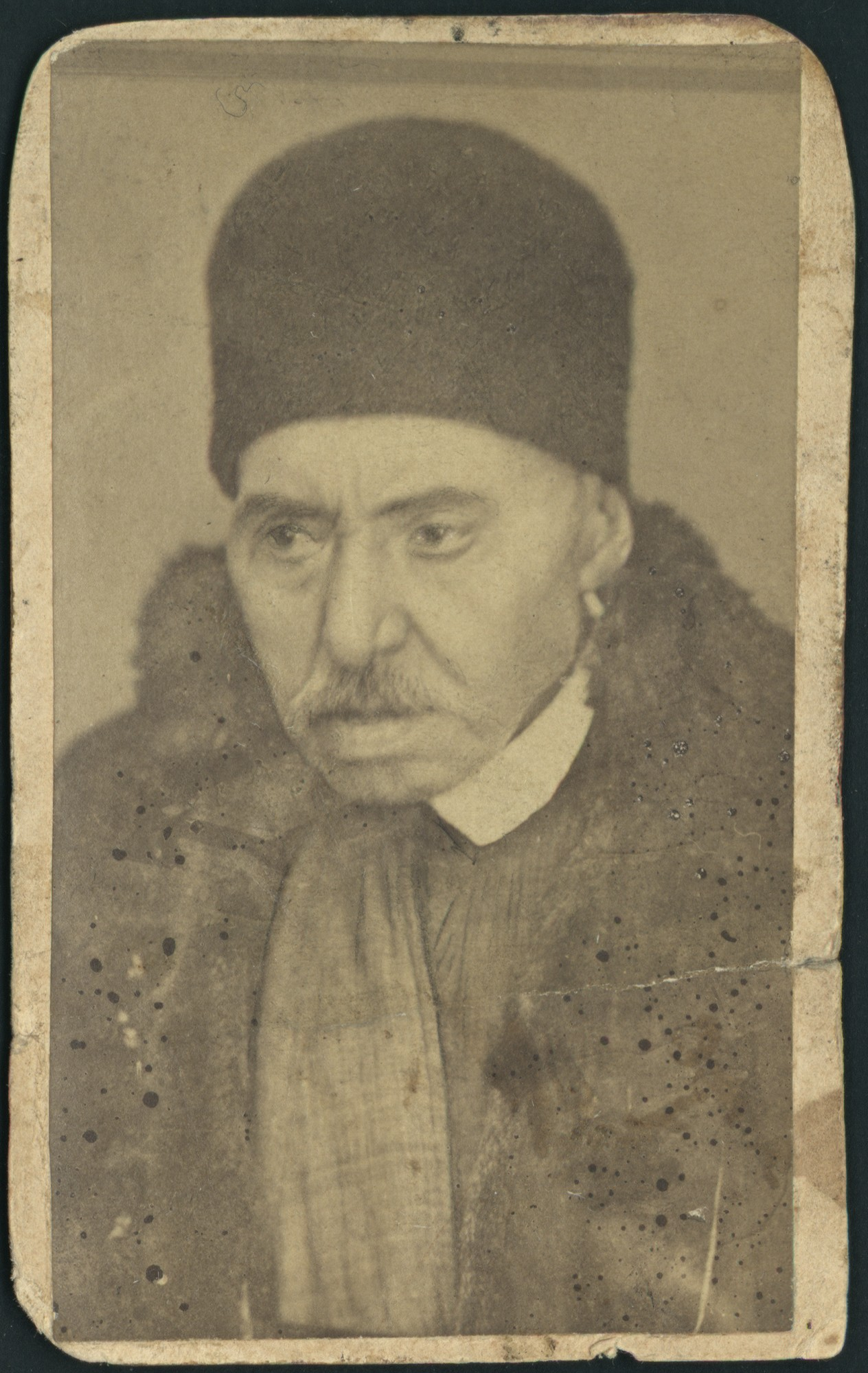 Portrait of Nikola Karastoyanov, © St. Cyril and St. Methodius National Library