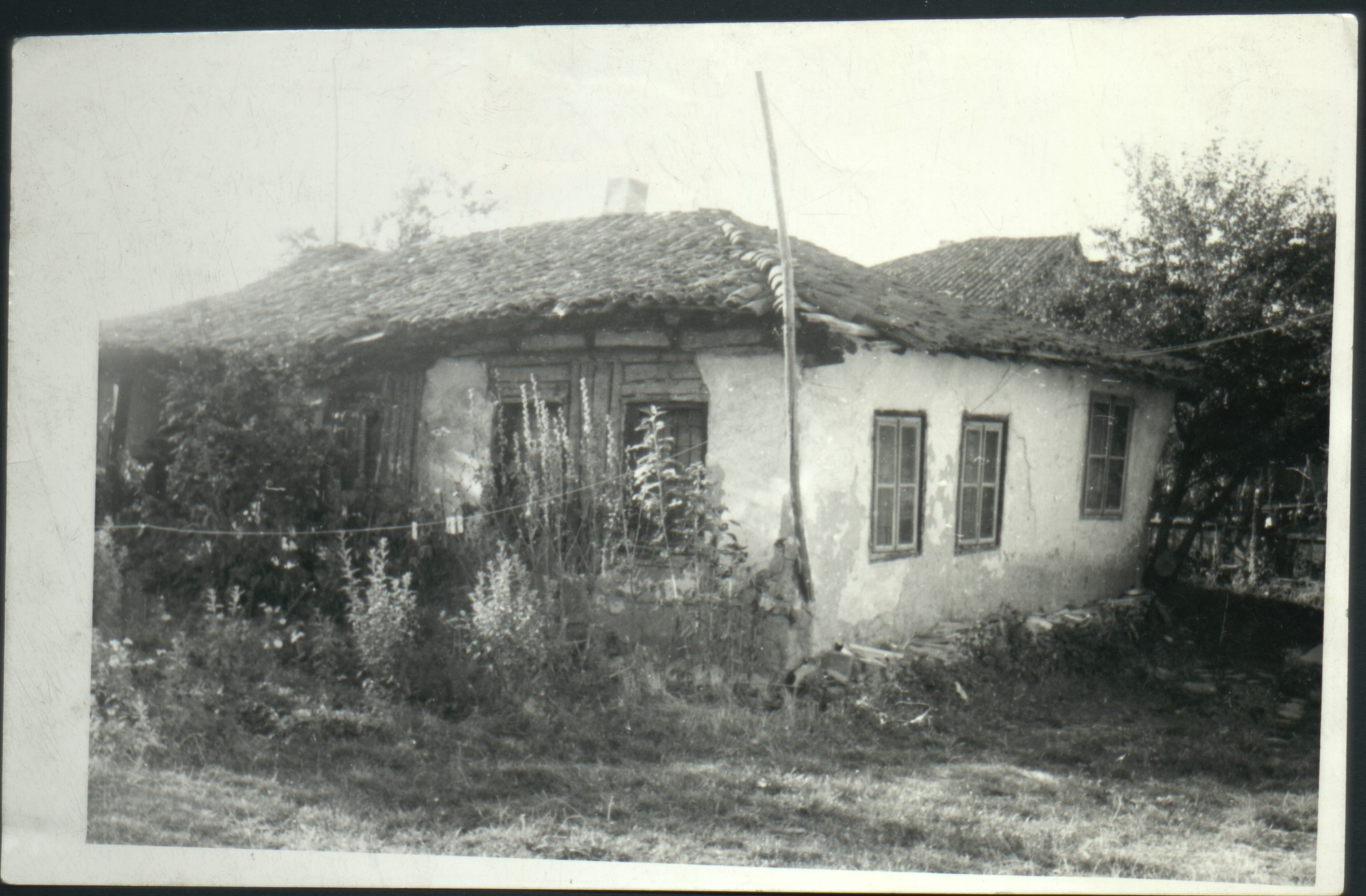 The house of the printer Karastoyanov in Samokov, © St. Cyril and St. Methodius National Library