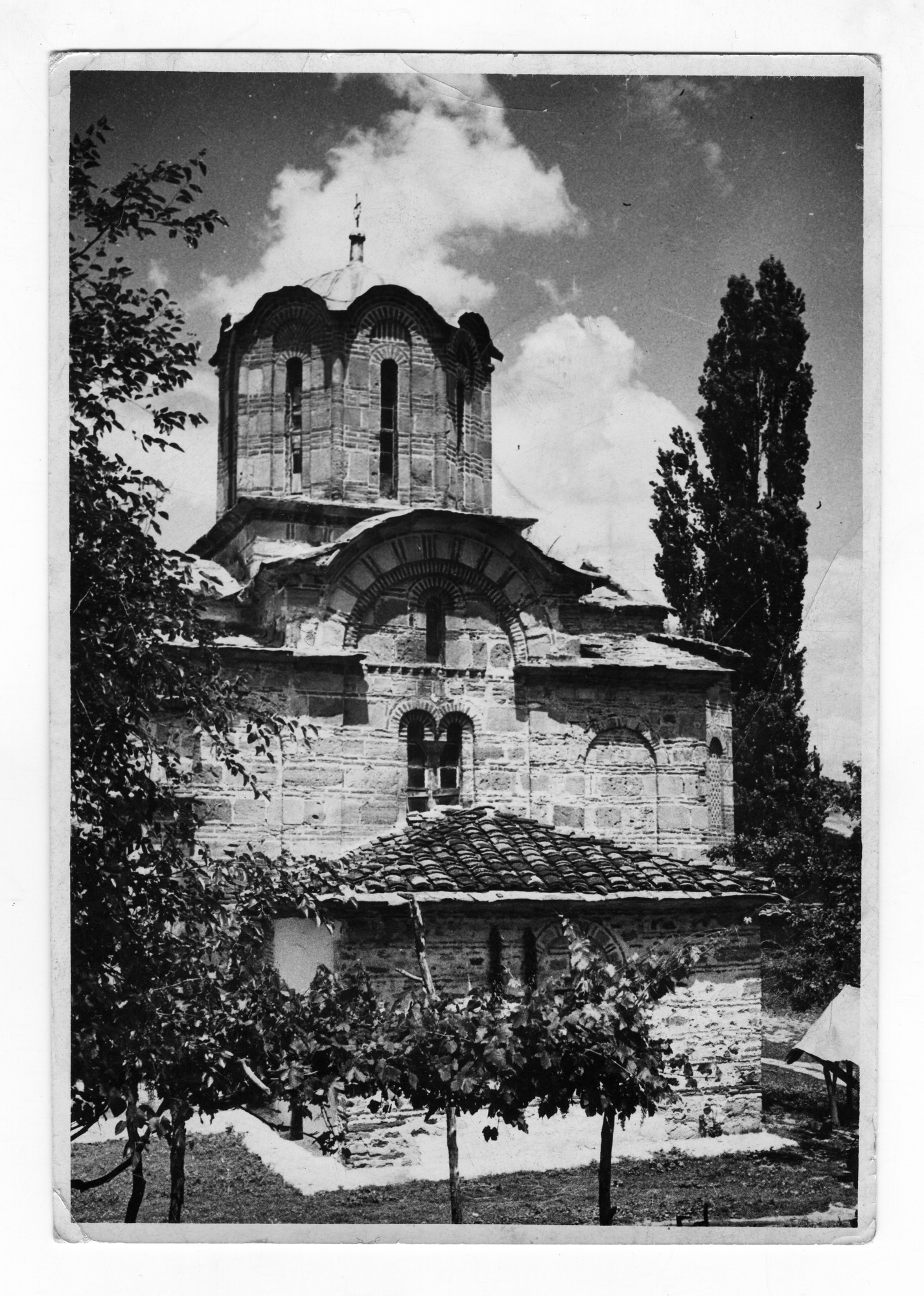 Church of Saint Demetrius at Marko's Monastery, © Institute for Ethnology and Folklore Studies with Ethnographic Museum - AEIM, BAS