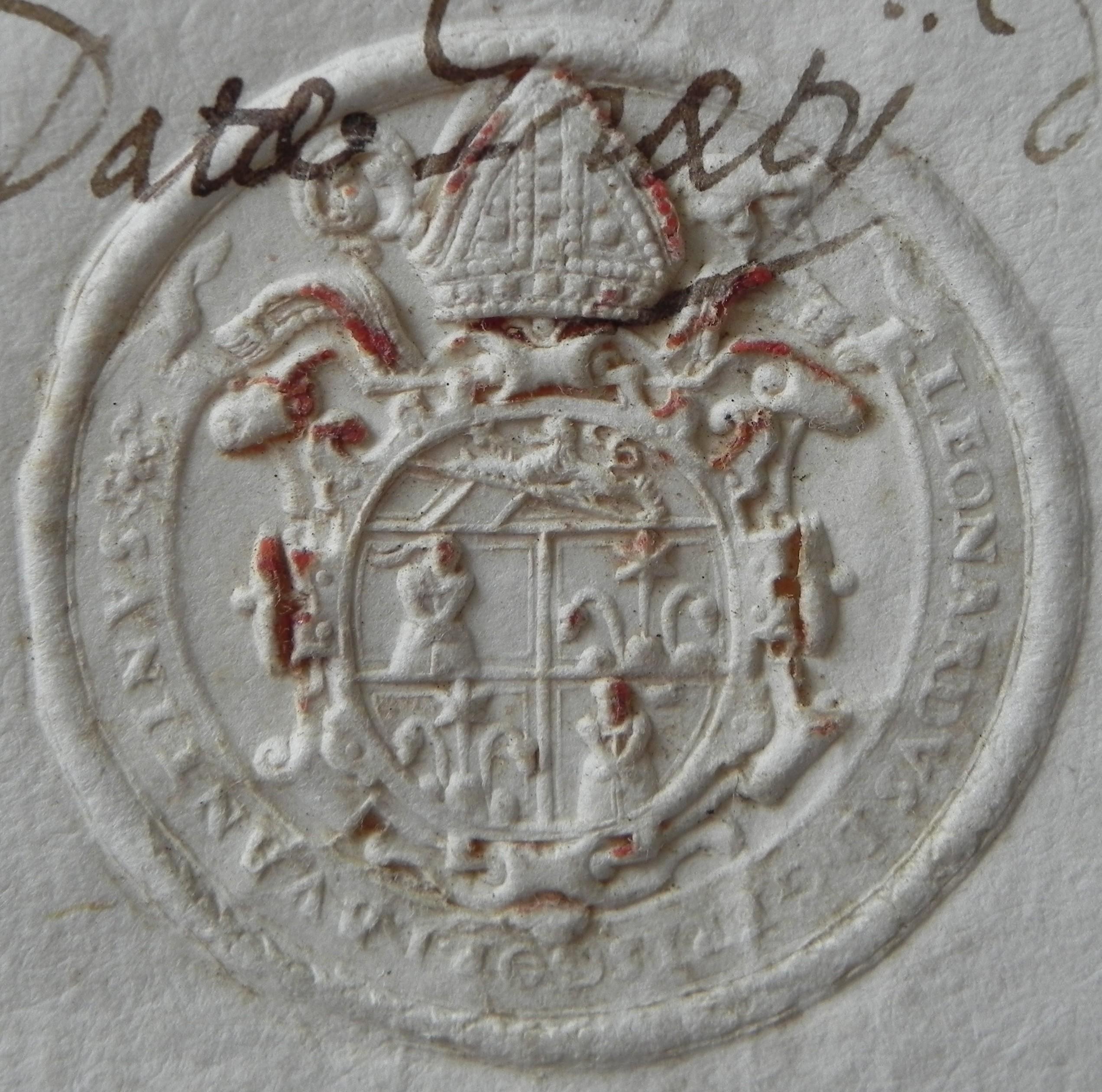 Bischof Leonhard II. , Lavant