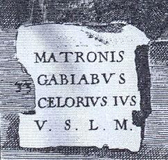 Matronae Gabiae: CF-GeI-93
