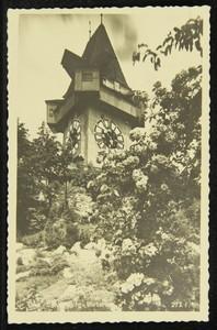 Graz. Schloßberg. Uhrturm