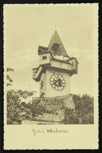 Graz, Uhrturm