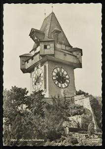 Graz - Uhrturm am Schlossberg