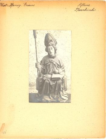 Hl. Nikolaus (Vorderansicht)