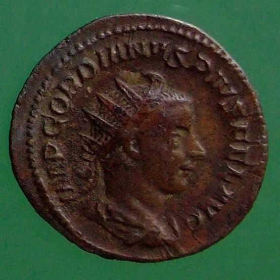 Gordianus III. (238-244); Rom; 240; Antoninian; RIC 83 von Gordianus III.