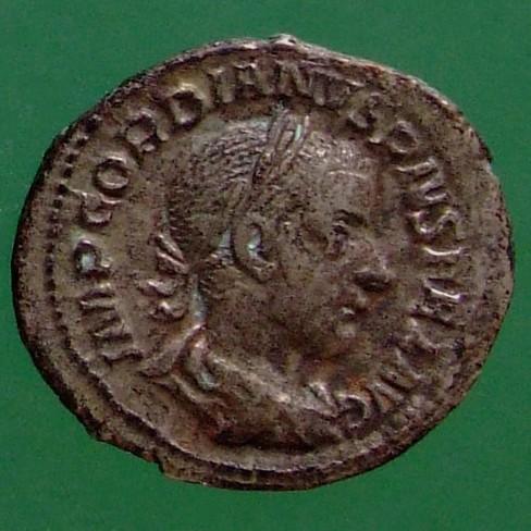 Gordianus III. (238-244); Rom; 240; Denar; RIC 127 von Gordianus III.
