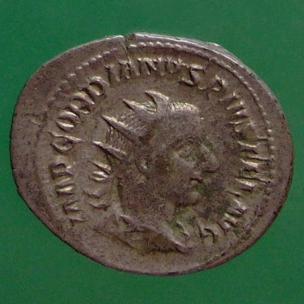 Gordianus III. (238-244); Rom; 242; Antoninian; RIC 142 von Gordianus III.
