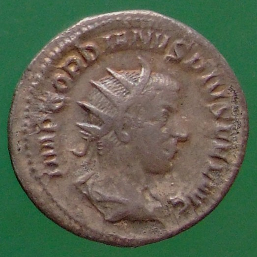 Gordianus III. (238-244); Rom; 242; Antoninian; RIC 144 von Gordianus III.