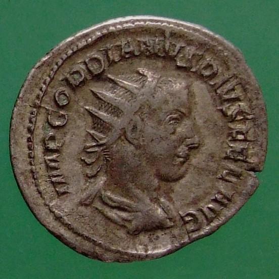 Gordianus III. (238-244); Rom; 242; Antoninian; RIC 153 von Gordianus III.
