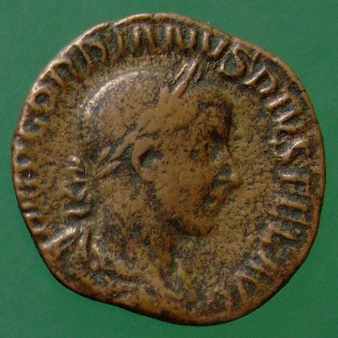 Gordianus III. (238-244); Rom; 240; Sesterz; RIC 300a von Gordianus III.