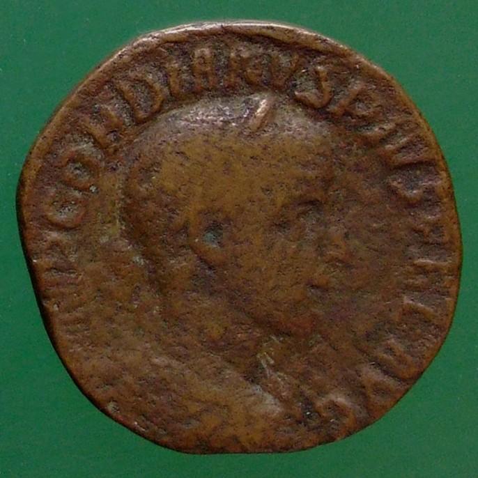 Gordianus III. (238-244); Rom; 240; Sesterz; RIC 305a von Gordianus III.