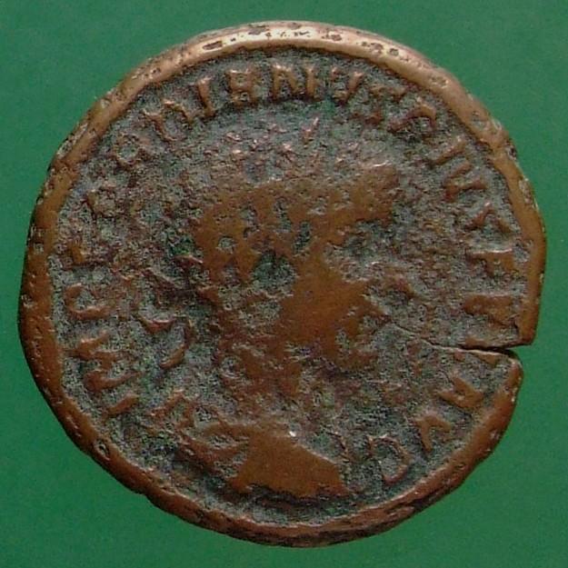 Gordianus III. (238-244); Rom; 240; As; RIC 305b von Gordianus III.
