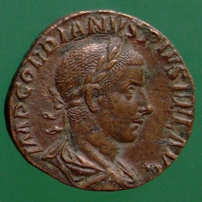 Gordianus III. (238-244); Rom; 240; Sesterz; RIC 319a von Gordianus III.